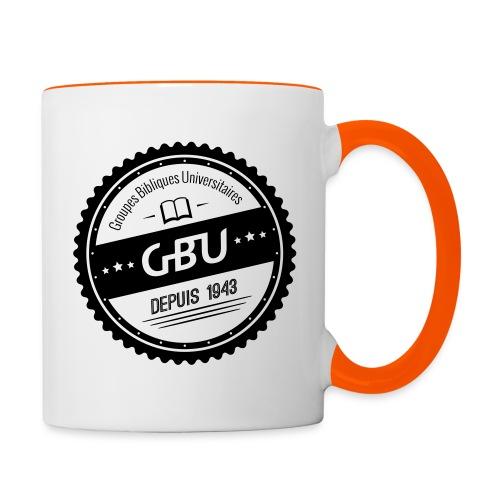 Blason GBU - Mug contrasté