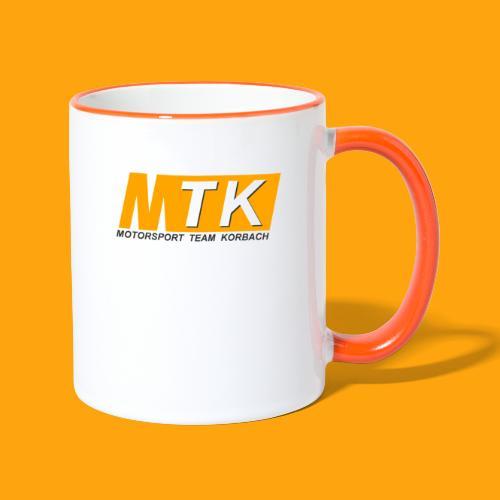 Accessiores - Tasse zweifarbig