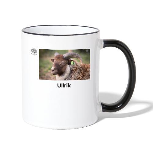 Ullrik - Tofarget kopp