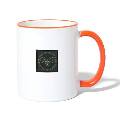 koç - Contrasting Mug