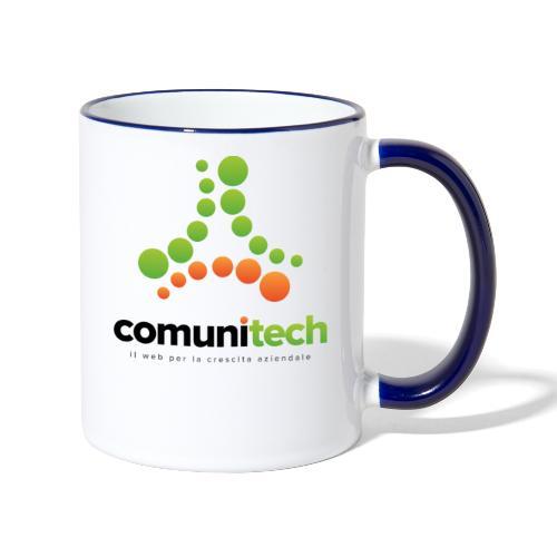 Comunitech - Tazze bicolor
