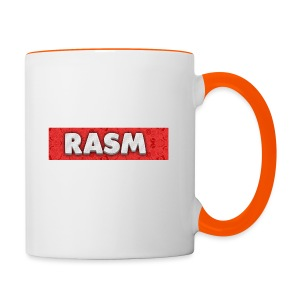 Official Merch - Tasse zweifarbig
