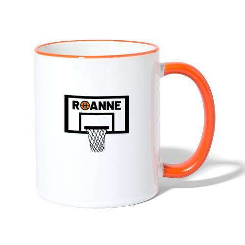 Roanne panier Basket - Mug contrasté