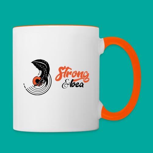 Collection  Strong & Loca  - Mug contrasté