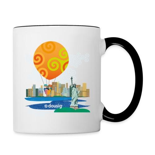 Dousig New York - Mug contrasté