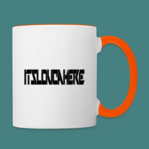 pillowcase - Contrasting Mug