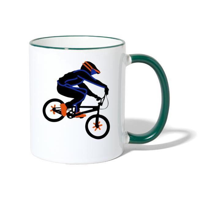 BMX Rider Dark