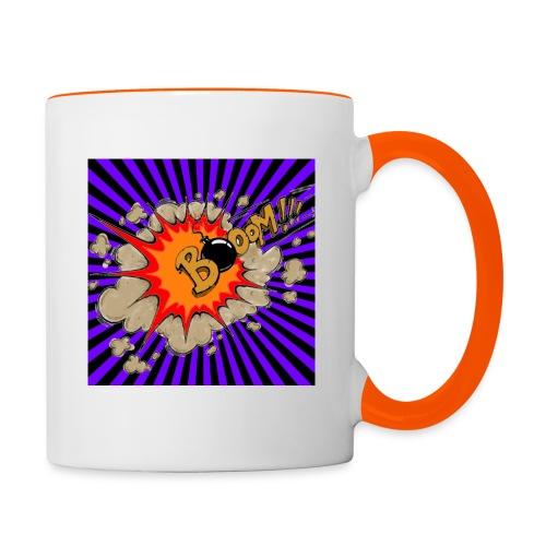 LOGO CANAL - Contrasting Mug