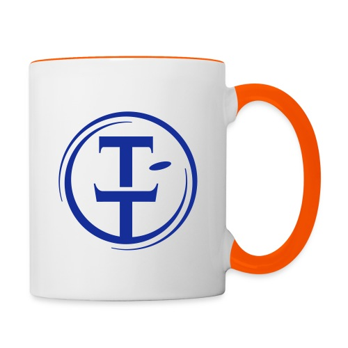 TT Symbol - Kaksivärinen muki