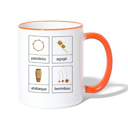 In-stru-men-tos - Contrasting Mug
