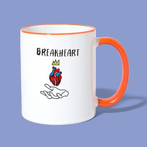 BREAKHEARTH - Tazze bicolor
