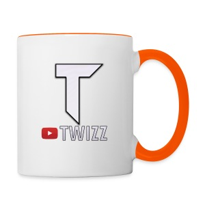 Twizz Youtube - Contrasting Mug