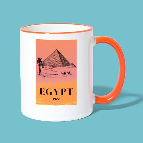 Egypt - Contrasting Mug