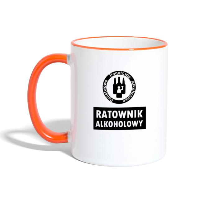 Ratownik alkoholowy - śmieszny prezent na urodziny