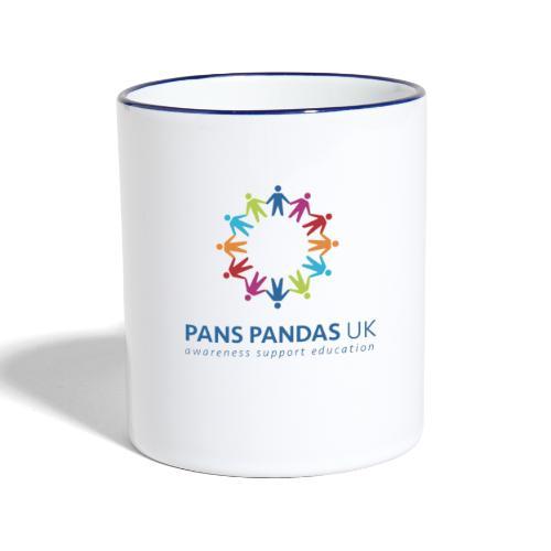 PANS PANDAS UK - Contrasting Mug