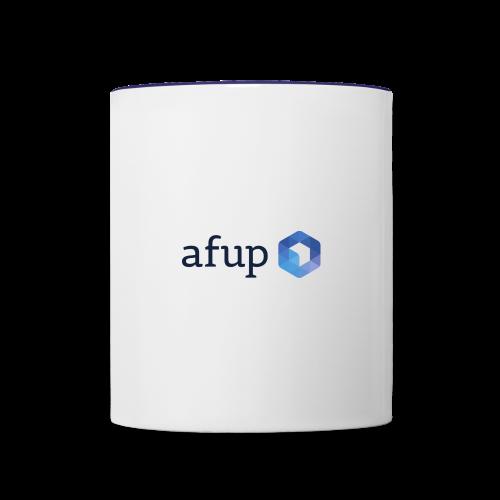 Le logo officiel de l'AFUP - Mug contrasté