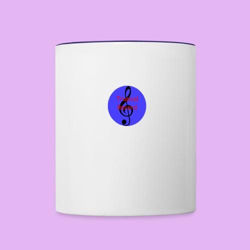 Trusical Record Logo - Contrasting Mug