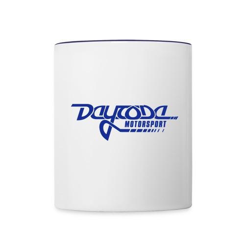 daytona motorsport - Contrasting Mug