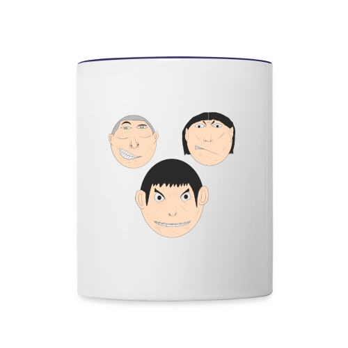 Squad - Tasse zweifarbig