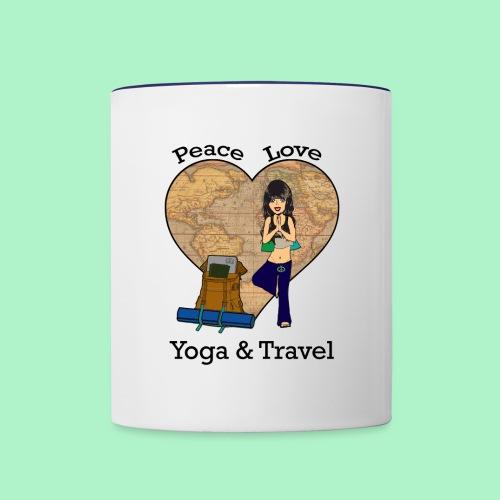 Yogigo - Tasse zweifarbig