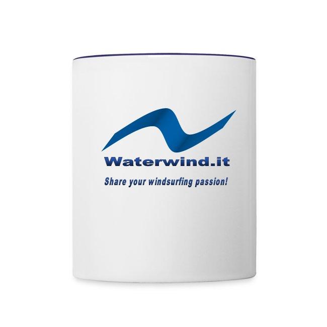 logo waterwind lycra magliette no sfondo png