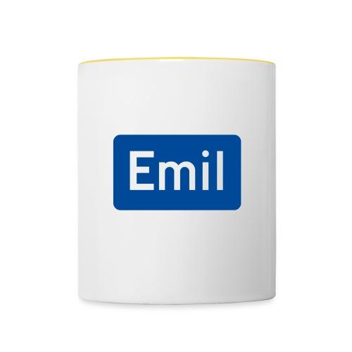 emil - Tofarget kopp