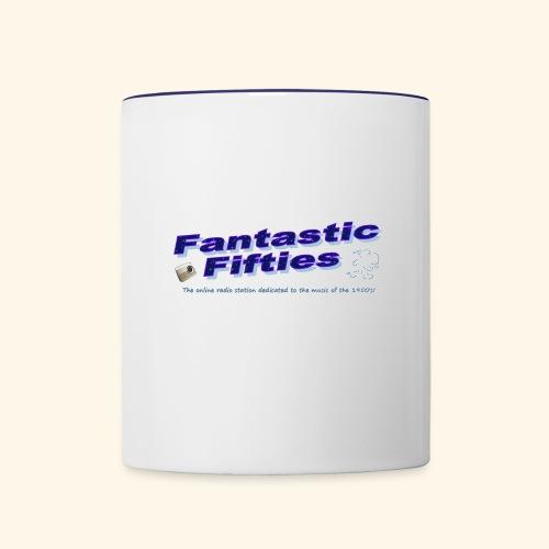 FF logo 2 - Contrasting Mug