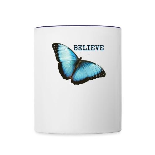 Leigh-Anne Pinnock 'Believe' - Contrasting Mug