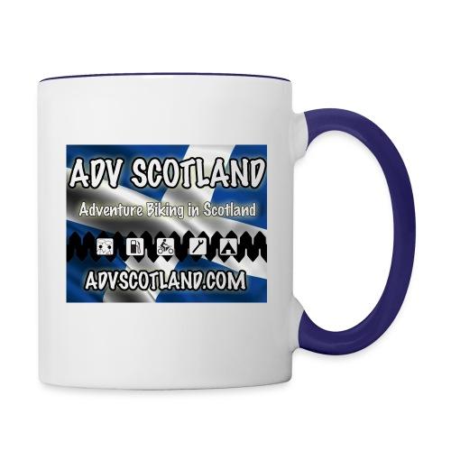 advslarsq png - Contrasting Mug