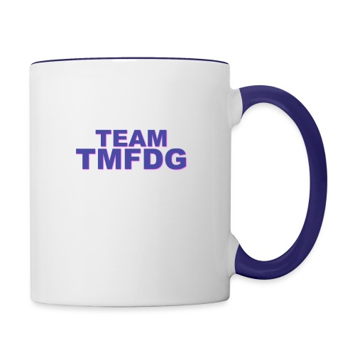 Collection : 2019 Team TMFDG - Mug contrasté