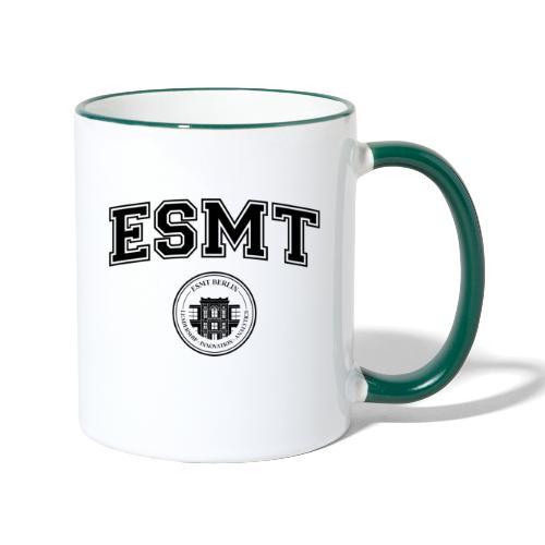ESMT with Emblem - Contrasting Mug