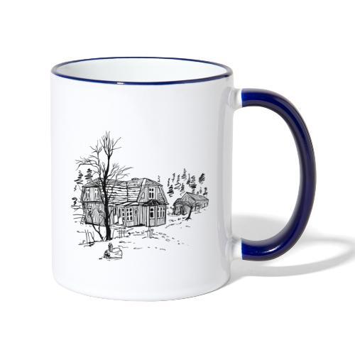 Countryside - Contrasting Mug