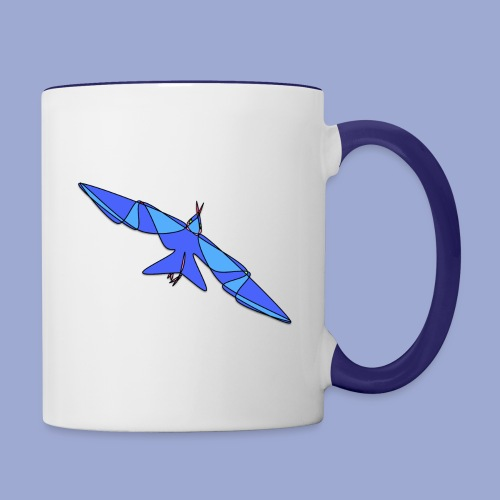 Ashley Albatross IV - Contrasting Mug