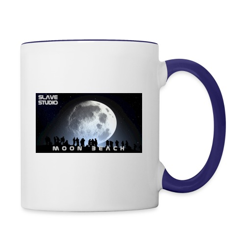 Moon beach - Tazze bicolor