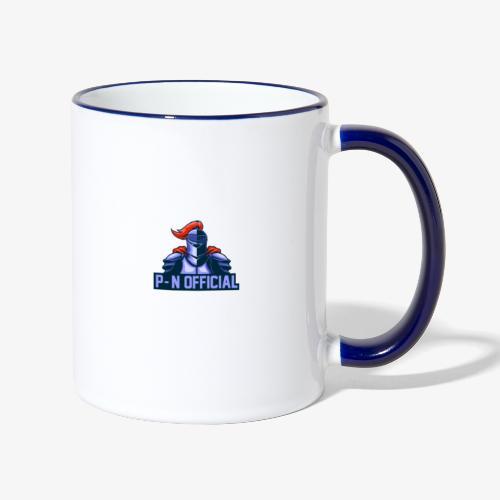Platinum-Networks-Official-Gamer - Contrasting Mug