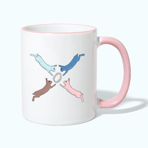 Easter - Contrasting Mug