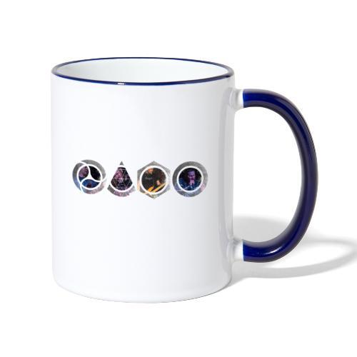 Mask NBG - Contrasting Mug