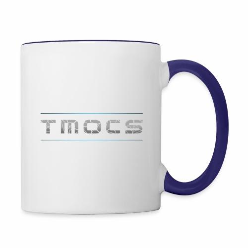 Tmocs Logo - Mok tweekleurig