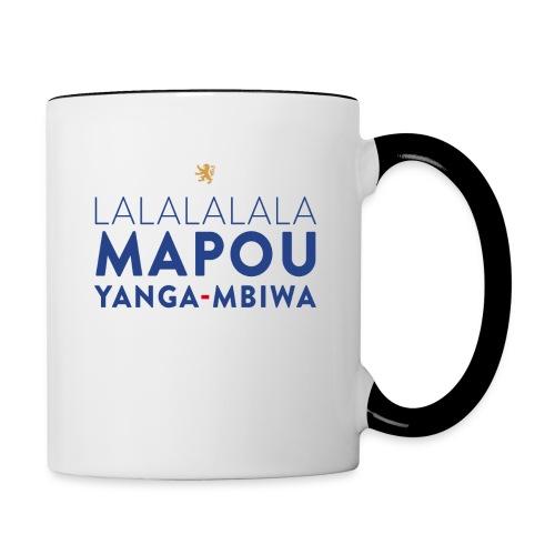 Mapou YANGA-MBIWA - Mug contrasté