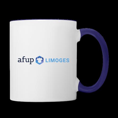 AFUP Limoges - Mug contrasté