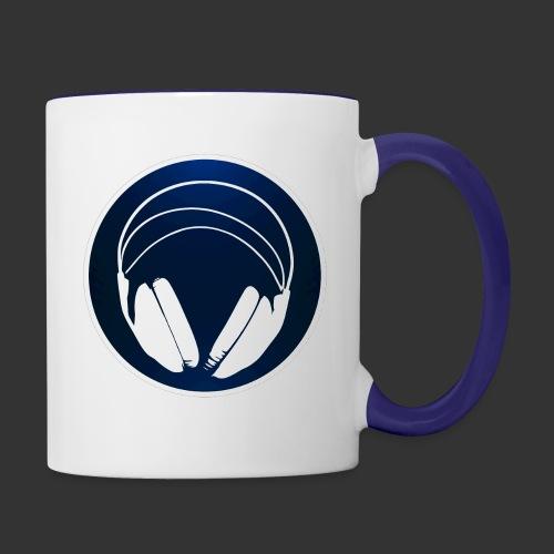 logopodradio2013 png - Mug contrasté