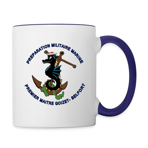 logo pmm1 png - Mug contrasté