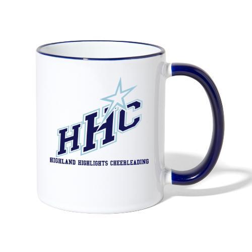 HHC - Tasse zweifarbig