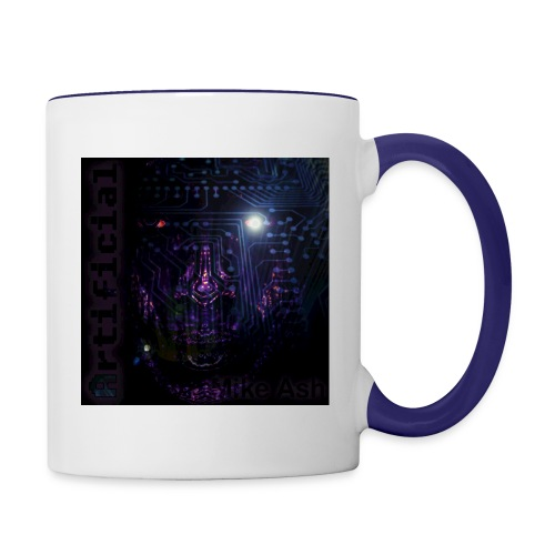 Mike Ash Artifical - Contrasting Mug