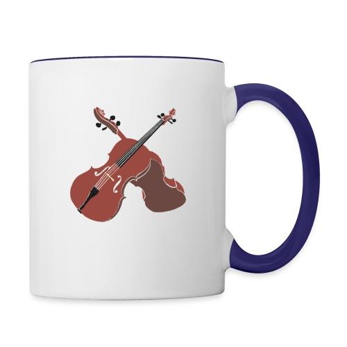 Cello - Contrasting Mug