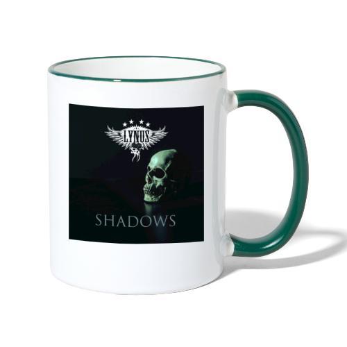 Lynus Shadows EP Art Promo Design - Contrasting Mug