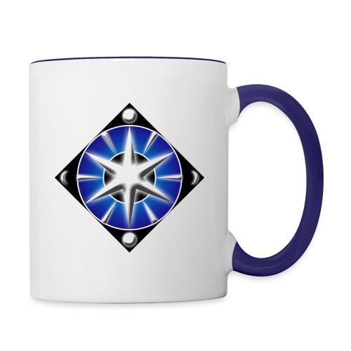 Blason elfique - Mug contrasté