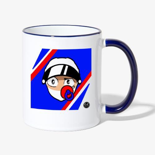 SAC H - Mug contrasté