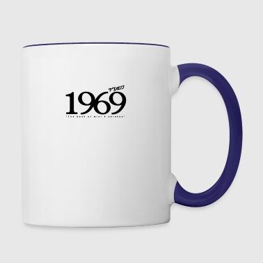 1969 Logo - Tasse zweifarbig