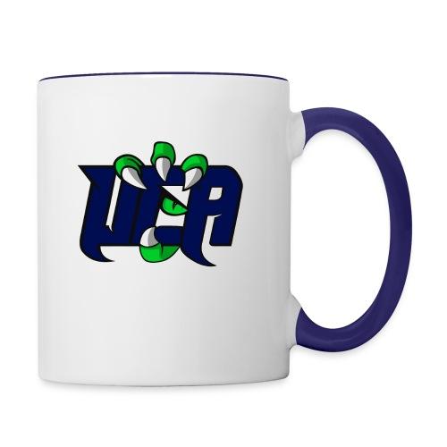 UCA Bleu - Mug contrasté